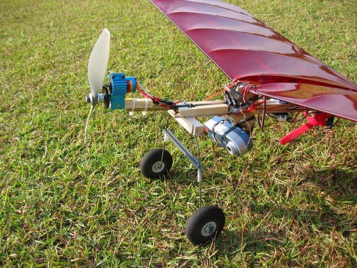Аэрофотосъемка с радиоуправляемых моделей