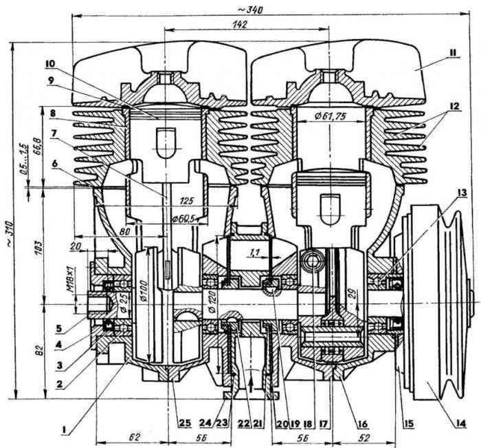 Аэросани с лодочным мотором