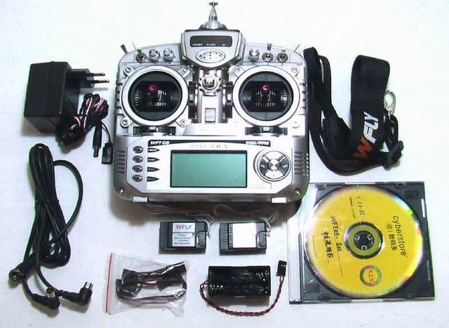 Аппаратура wfly wft09