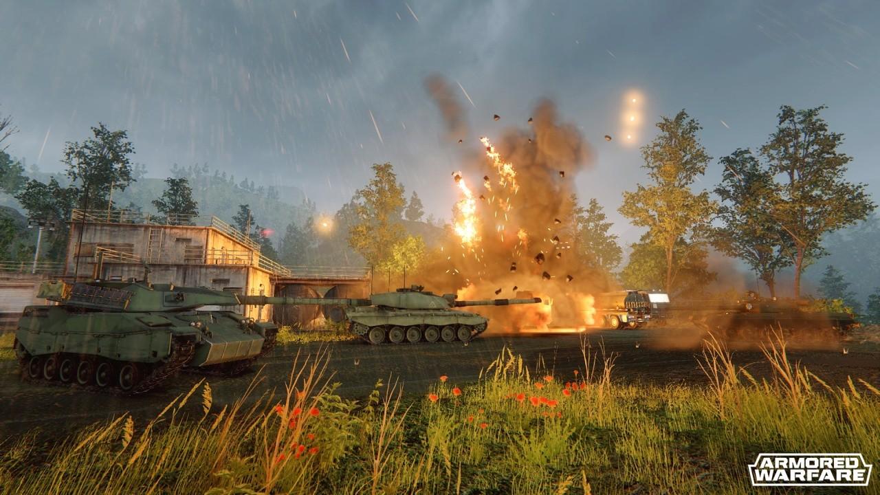 Armored warfare – лучшая игра про современные танки и сражения бронетехники