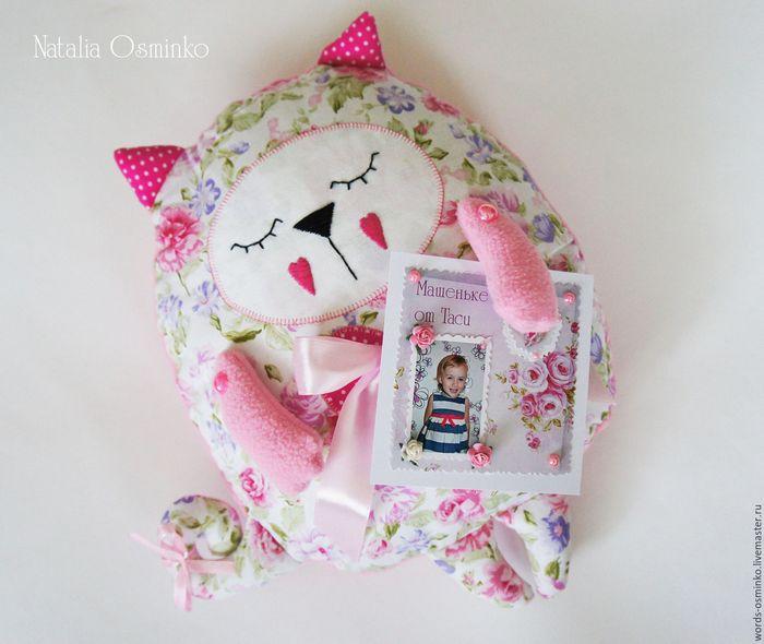 Ароматизированные мягкие игрушки-подушки: sweet scented pets от pillow pets