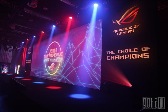 Asus - лучший игровой бренд продемонстрировал свои достижения в берлине