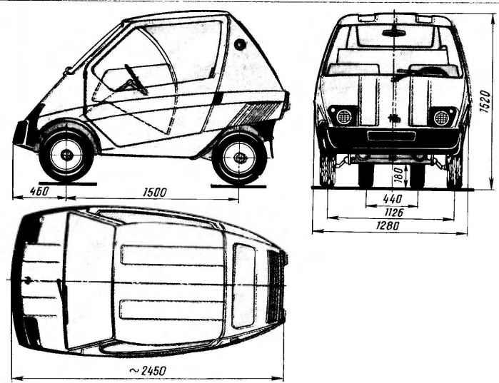 Автомобиль-мечта