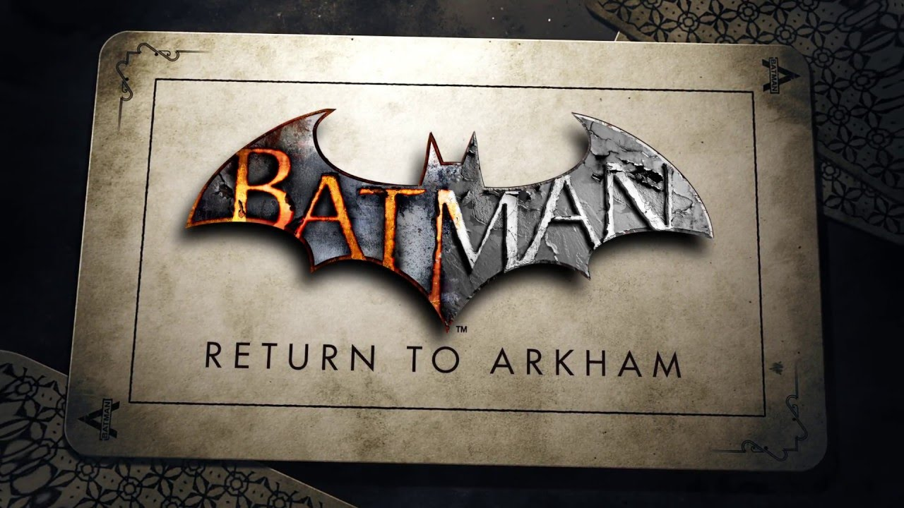 Batman: return to arkham - знакомимся с переизданием на ps4