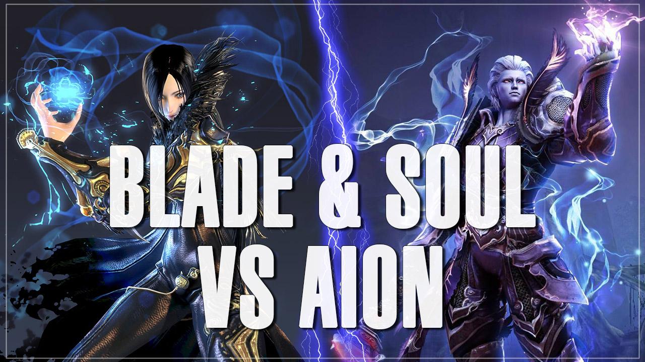 Bladesoul vs. aion - что выбрать?