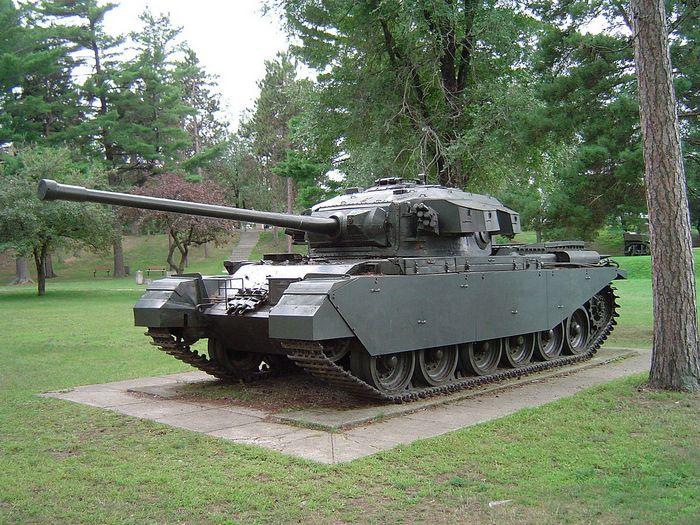 Боевые машины мира №21, фото журнала и модели танка. чифтен mk.5