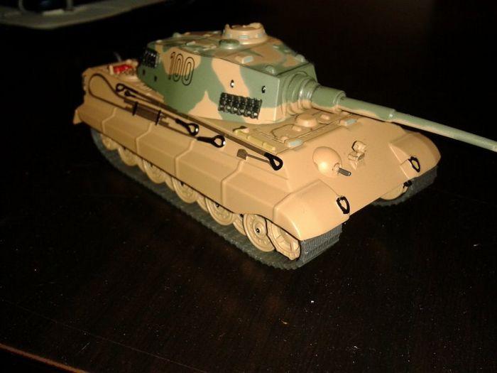Боевые машины мира №23 - pzkpfw vi tiger ii (тигр-2)