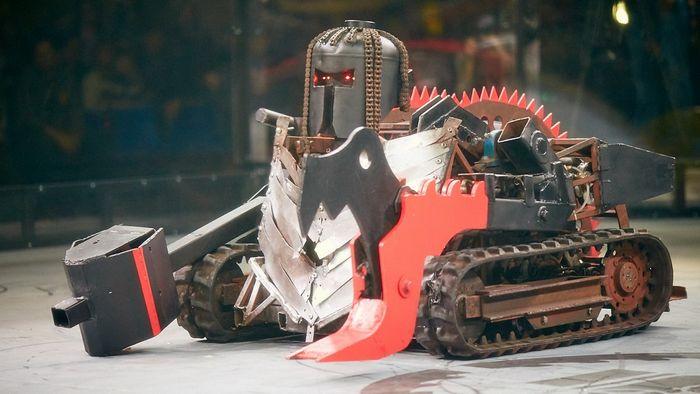 Боевые роботы battlebots от fetch robotics