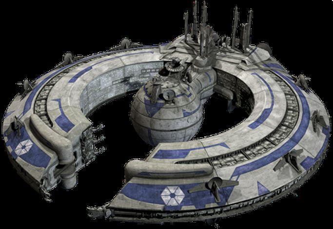 Бронированный боевой корабль торговой федерации, star wars