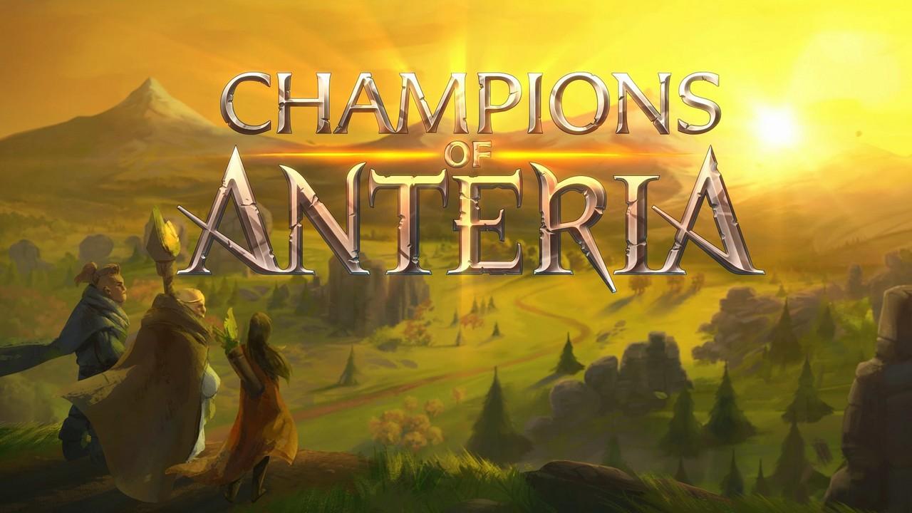 Champions of anteria - впечатления от превью-версии