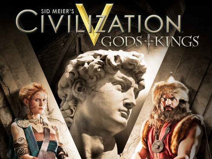 Civilization v: godskings