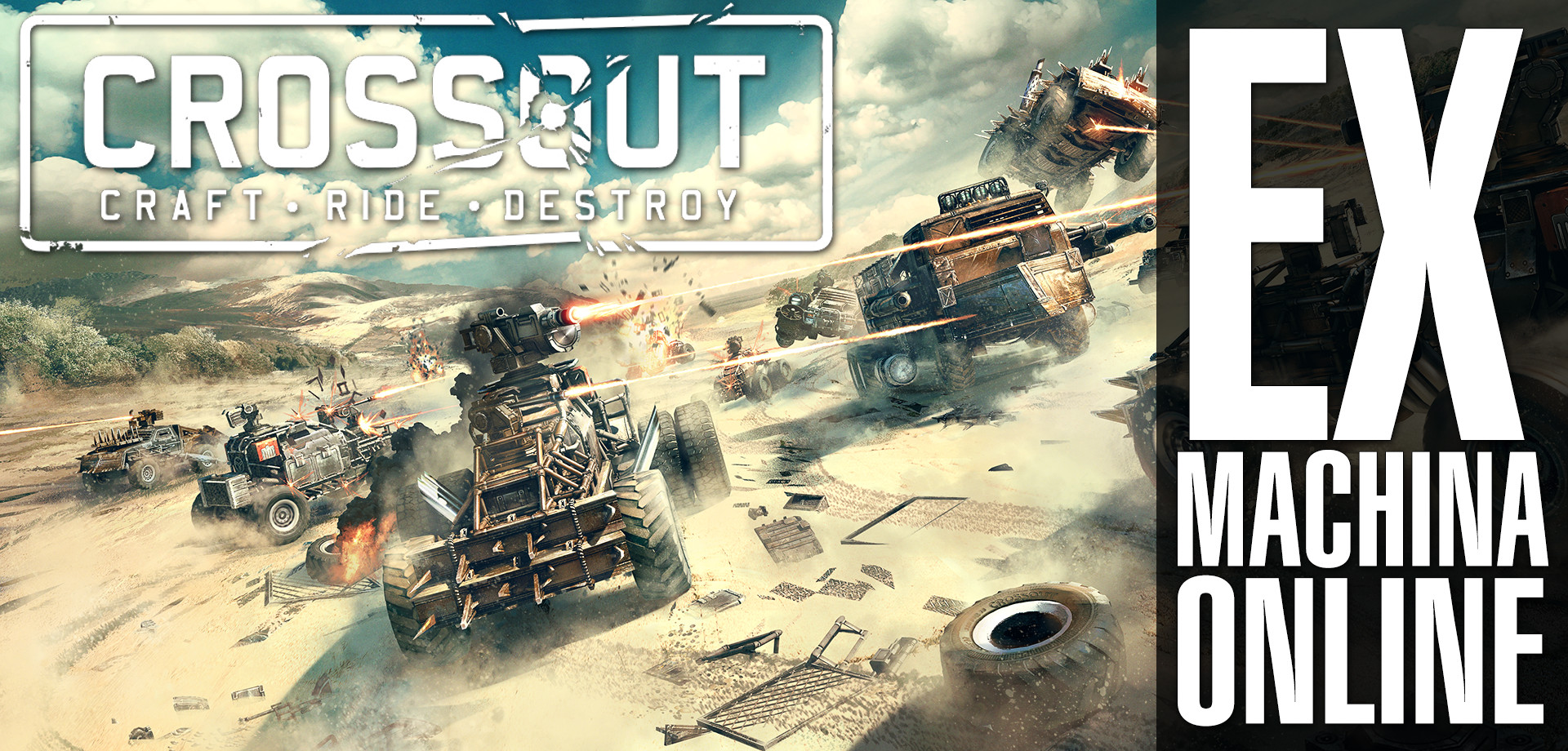 Crossout – возвращение ex machina, в онлайн!