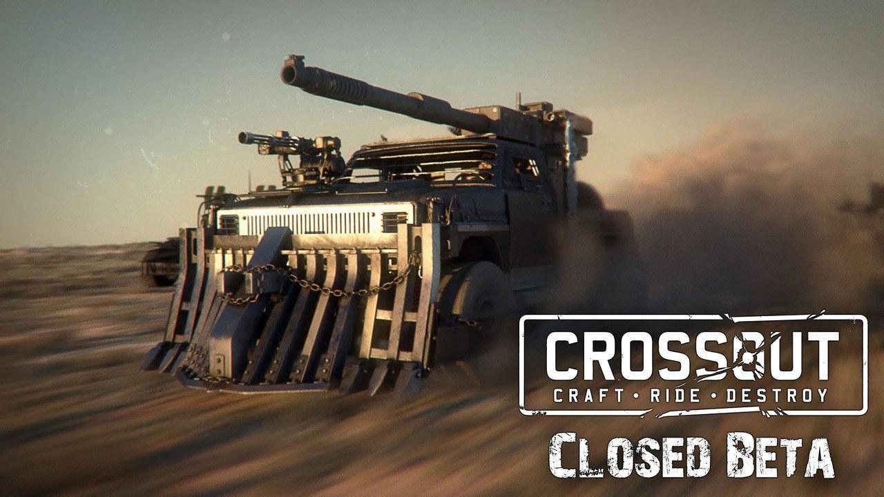 Crossout - записки из бета-тестирования