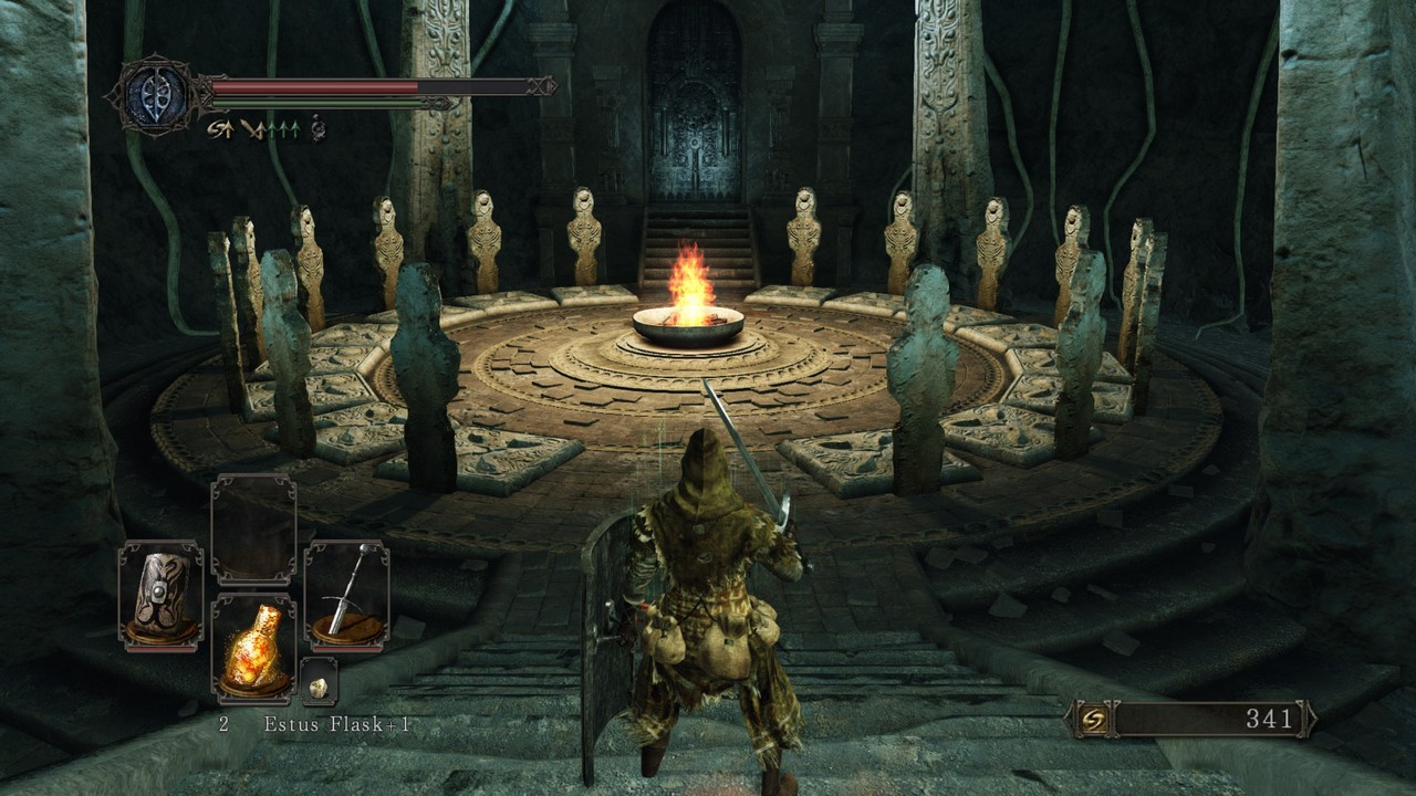 Dark souls 2 - crown of the sunken king