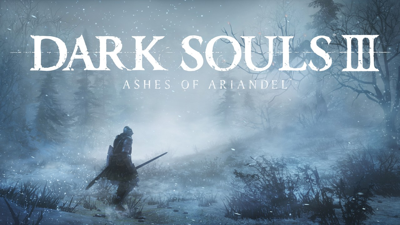 Dark souls 3 - дополнение ashes of ariandel