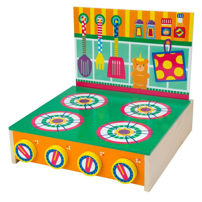 Деревянная кухонная утварь rn toys