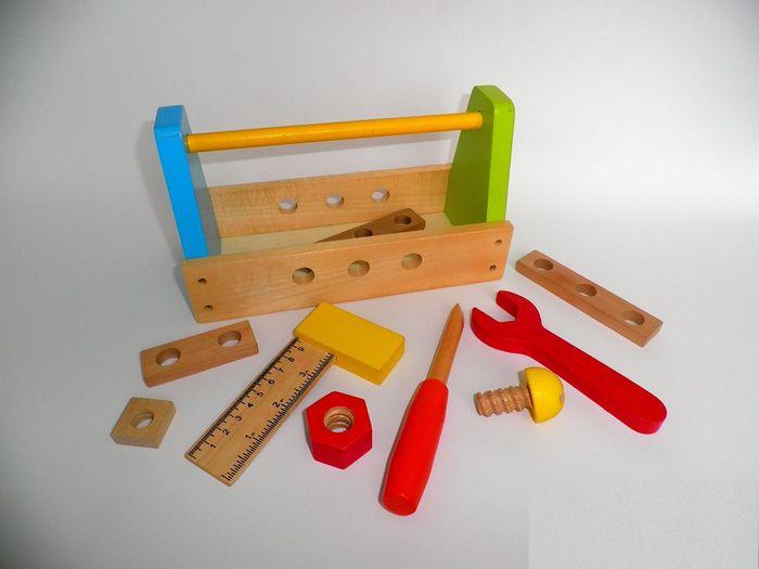 Деревянные пазлы и другие деревянные игрушки от bigjigs