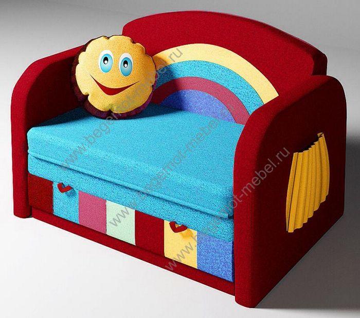 Детский диванчик винни-пух