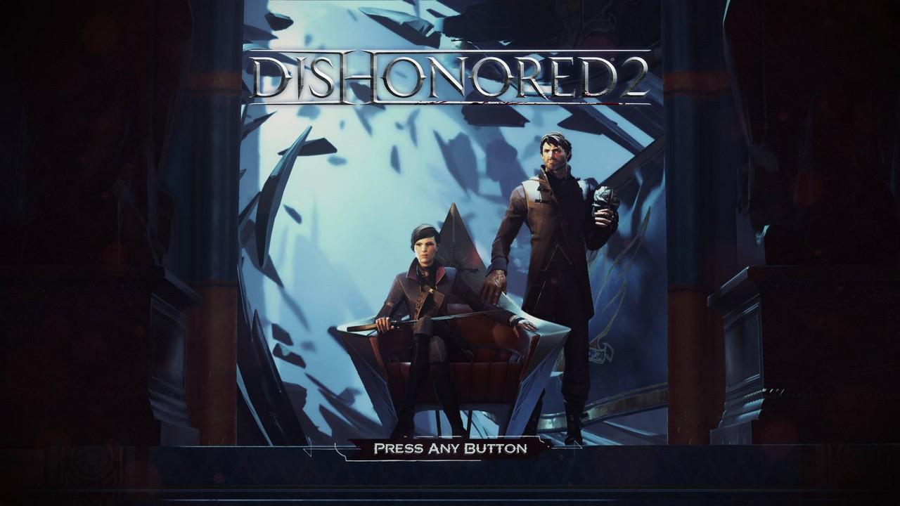 Dishonored 2 - тайны дворцовых переворотов [ps4]