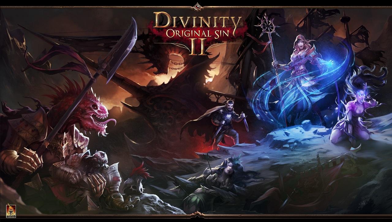 Divinity: original sin 2 - презентация и мини-интервью