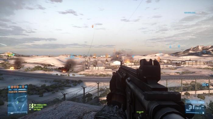 Dlc-контент: armored kill для battlefield 3