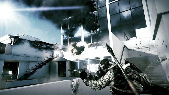 Dlc-контент: close quarters для battlefield 3