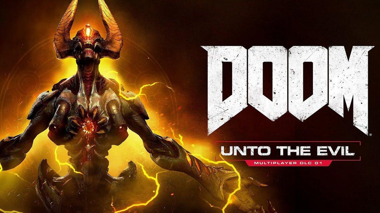 Doom - дополнение unto the evil