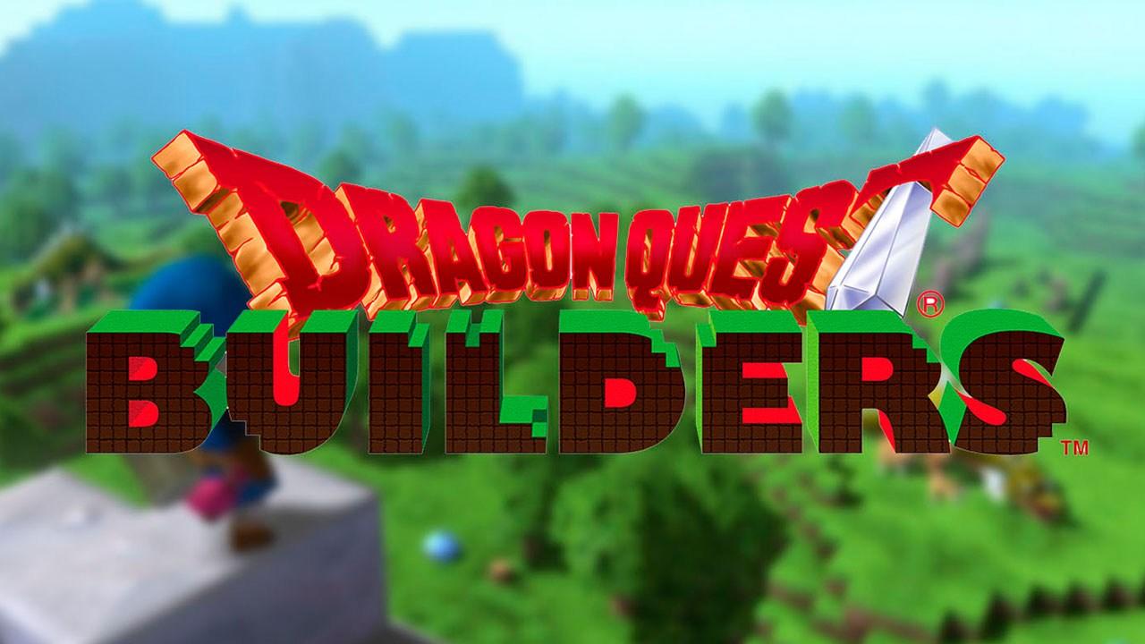 Dragon quest builders - строим и побеждаем!