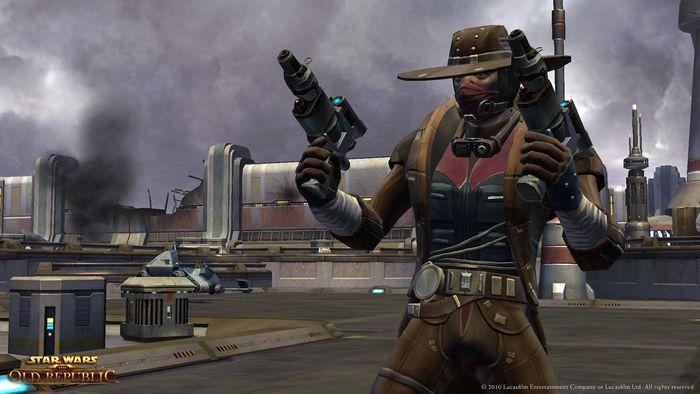 E3 2011: наше интервью по игре sw:tor