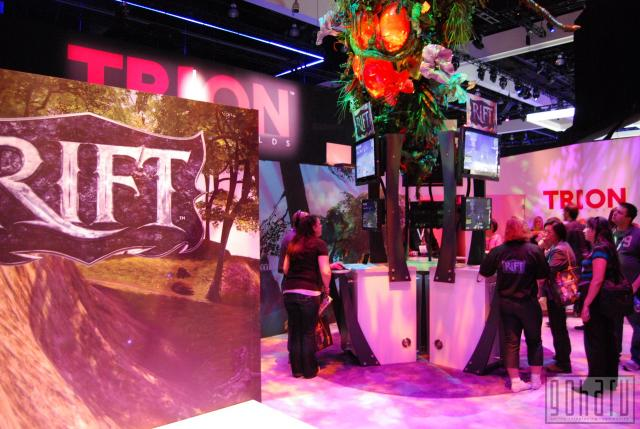 E3 2011: наше интервью с разработчиками rift