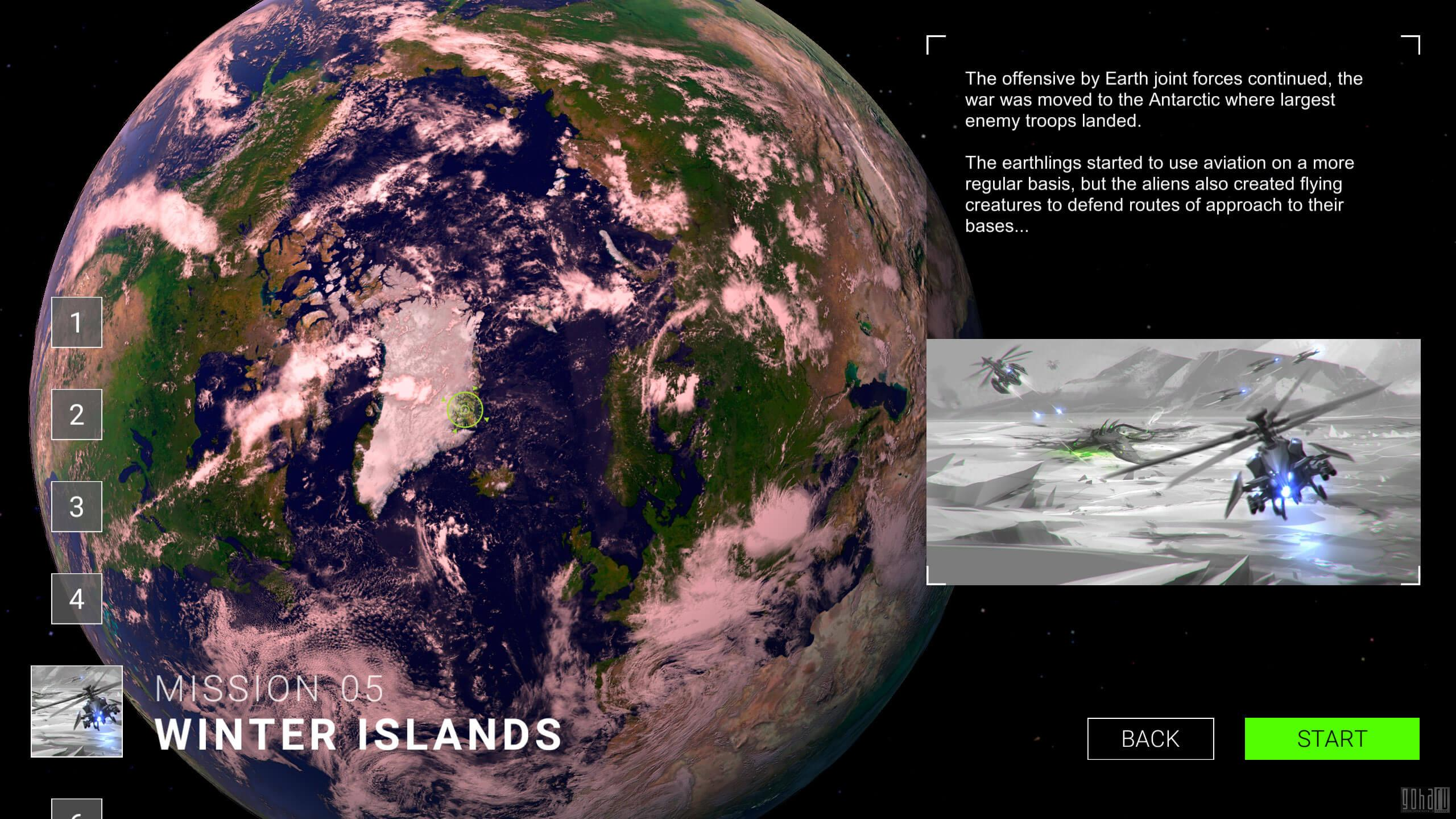 Earth liberation - вышла бесплатная демо-версия