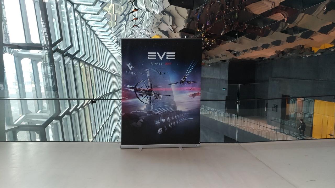 Eve fanfest 2017 - впечатления от начала мероприятия