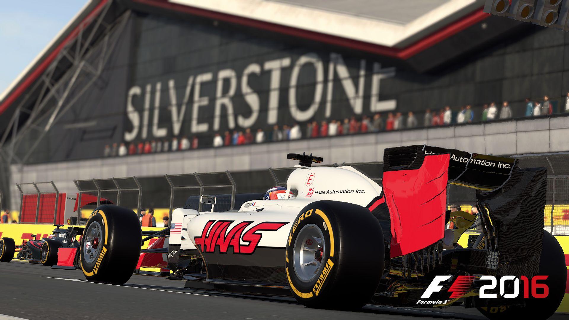 F1 2016 - новая часть гоночной франшизы о formula one