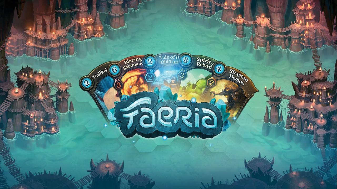 Faeria - обзор игры в раннем доступе