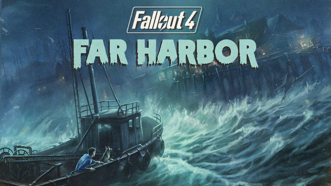 Fallout 4 - дополнение far harbor