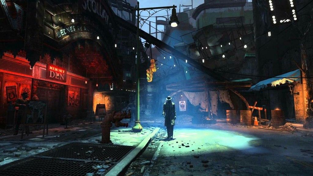Fallout 4 - наконец-то анонс
