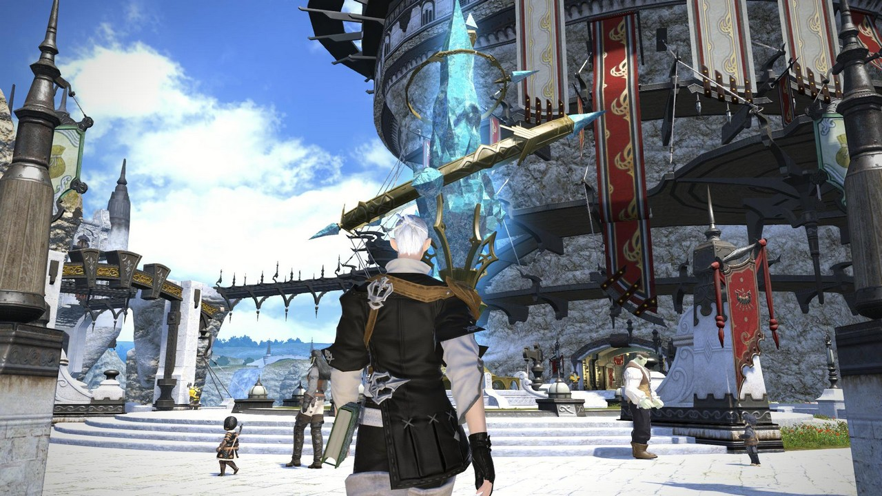 Final fantasy xiv: a realm reborn - впечатления от обт, мысли перед стартом