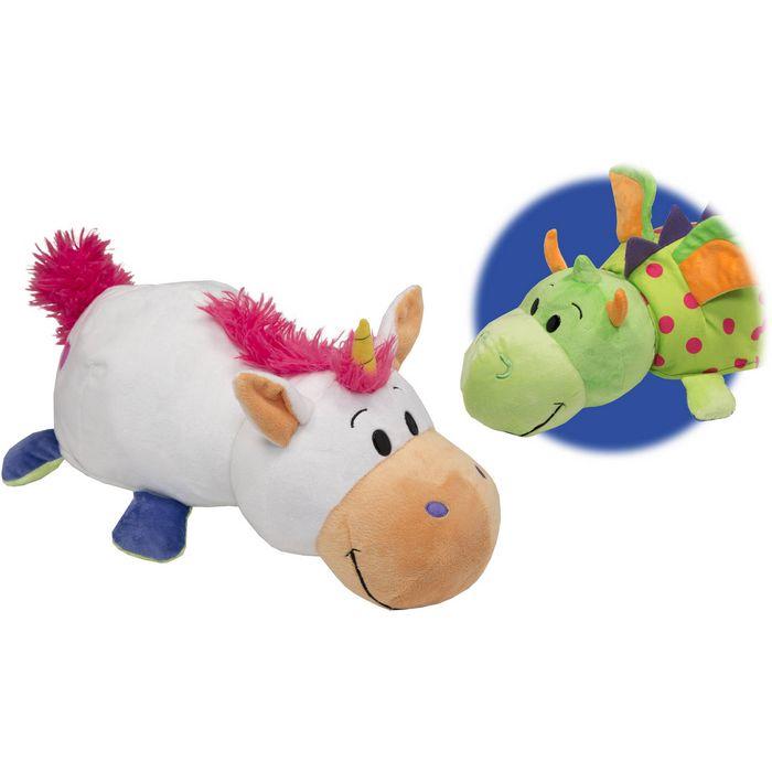 Flipazoo, плюшевые игрушки два-в-одном и даже три-в-одном
