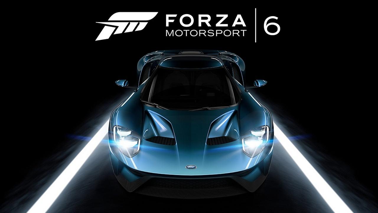 Forza motorsport 6 - наперегонки с дождем