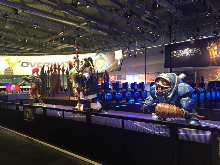 Gamescom 2013 – день второй. под сенью бизнес-зоны