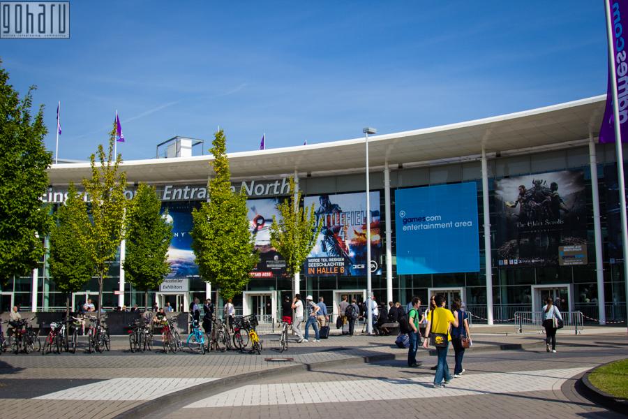 Gamescom 2013: мини-отчет о первых днях