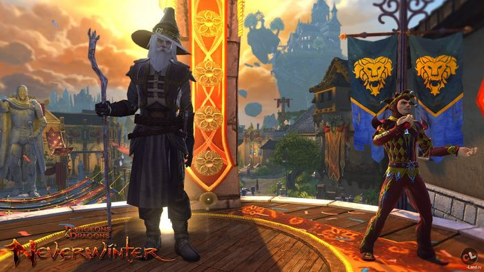 Gc 2012: neverwinter - превью