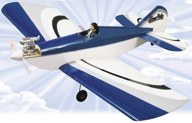 Great planes slow poke sport 40