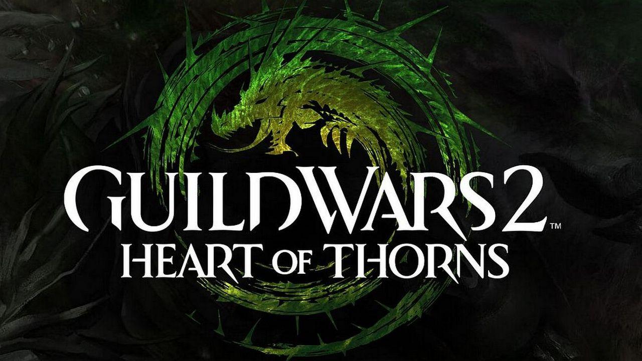 Guild wars 2: heart of thorns - первые впечатления