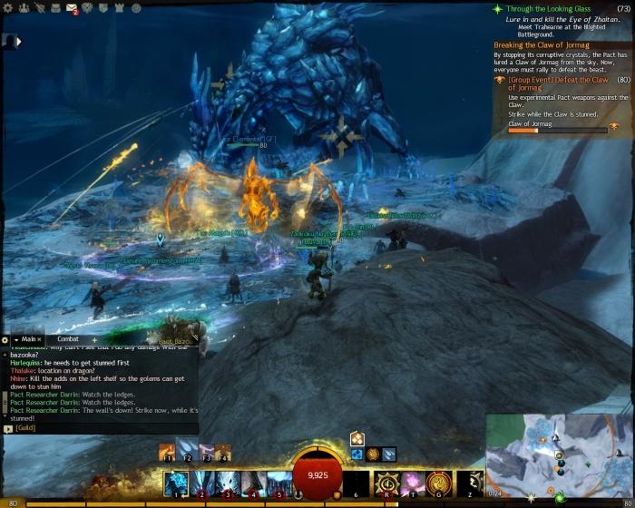 Guild wars 2 - обзор высокоуровнего контента