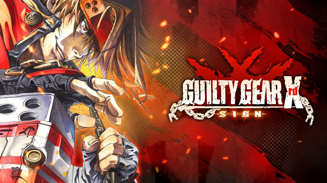 Guilty gear xrd -sign- для ps4