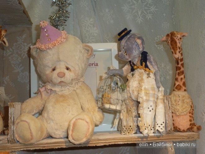 Hello teddy 2015: международная выставка мишек тедди