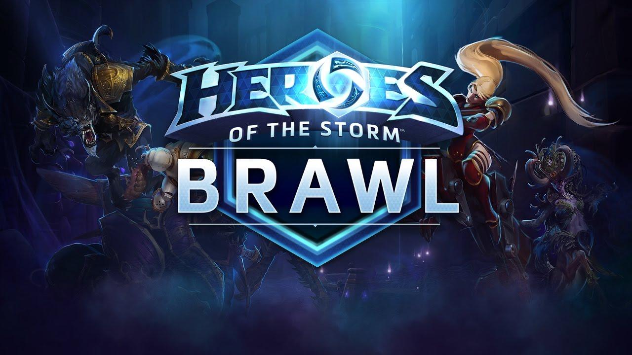 Heroes of the storm - впечатления от режима brawl