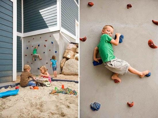 Идеи для обустройства детской зоны на дачном участке.