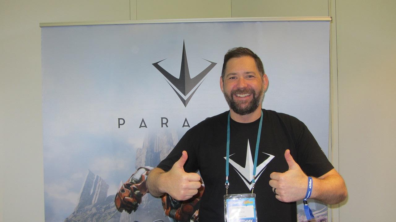 [Игромир 2016] paragon - интервью с разработчиками, анонс новой карты